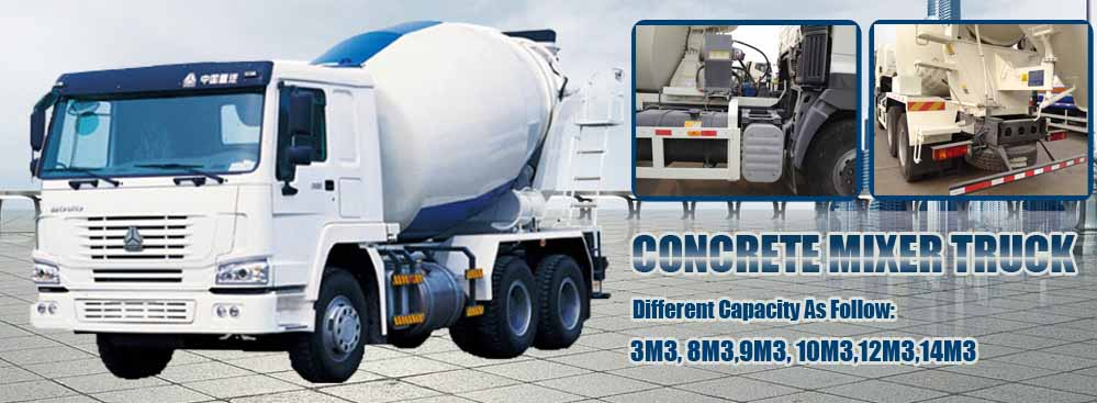 Concrete Mixer Truck For Sale,HAOMEI Concrete Batching Plant